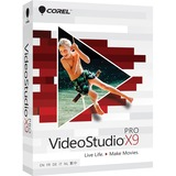 Corel VideoStudio X9 Pro - Box Pack - 1 User