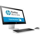 HP Pavilion 23-q200 23-q251 All-in-One Computer - Intel Core i7 (6th Gen) i7-6700T 2.80 GHz - Desktop