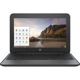 "HP Chromebook 11 G4 EE 11.6"" Chromebook - Intel Celeron N2840 Dual-core (2 Core) 2.16 GHz - 4 GB DDR3L SDRAM - 32 GB SSD - Chrome OS (English) - 1366 x 768"