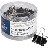 BSN65369 - Business Source Small/Medium Binder Cli...
