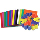 "Roylco Double Color Card Stock - 8"" x 9"" - 100 / Pack - Assorted - Card Stock RYLR22052"