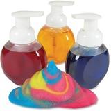 Roylco Foam Paint Bottles - Clear RYLR54465