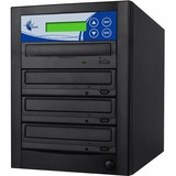 EZdupe Gold Series 3 Copy DVD CD Duplicator - Featuring 24x Drives