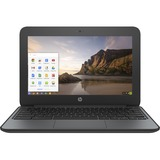 "HP Chromebook 11 G4 EE 11.6"" Chromebook - Intel Celeron N2840 Dual-core (2 Core) 2.16 GHz - 4 GB DDR3L SDRAM - 16 GB SSD - Chrome OS (English/French) - 1366 x 768"