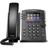 Polycom VVX 401 IP Phone - Cable - Wall Mountable