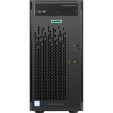 HPE ProLiant ML10 G9 4U Micro Tower Server - 1 x Intel Pentium G4400 Dual-core (2 Core) 3.30 GHz - 4 GB Installed DDR4 SDRAM - Serial ATA/600 Controller - 0, 1, 5, 10 RAID Levels - 1 x 300 W