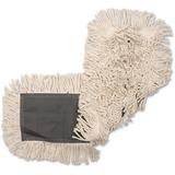 GJO00485EA - Genuine Joe Disposable Cotton Dust Mop Refill
