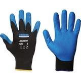 Jackson Safety G40 Nitrile Coated Gloves - Nitrile Coating - 7 Size Number - Small Size - Blue - Was KCC40225CT