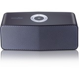 LG Music Flow Speaker System - Portable - Battery Rechargeable - Wireless Speaker(s) - Black