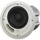 "Electro-Voice EVID PC6.2 - 6.50"" Woofer Speaker - 2-way - 2 Pack - White"