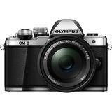 Olympus OM-D E-M10 Mark II 16.1 Megapixel Mirrorless Camera with Lens - 14 mm - 42 mm - Black