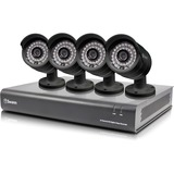 Swann DVR8-4400 - 8 Channel 720p Digital Video Recorder & 4 x PRO-A850 Cameras