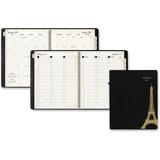 At-A-Glance Paris Weekly/Monthly Appointment Book - Julian - Weekly, Monthly, Daily - 1.1 Year - Jan AAG579905