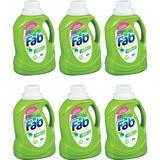 AJAX Fab Spring Magic Ultra Laundry Detergent - Concentrate - 0.39 gal (49.71 fl oz) - 1 Each - Gree AJAPB37060