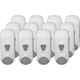 Genuine Joe Foam-Eeze Foam Soap Dispenser - Manual - 33.8 fl oz (1000 mL) - White, Gray GJO08950CT