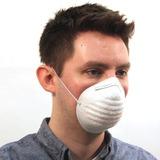 PGD7300BCT - ProGuard Disposable Nontoxic Dust Mask