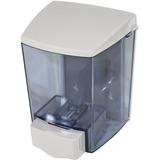 Encore Soap Dispenser - Manual - 46 fl oz (1360 mL) - White, Clear IMP9330CT