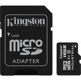 Kingston Industrial 16 GB Class 10/UHS-I microSDHC
