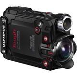 "Olympus Tough Digital Camcorder - 1.5"" LCD - BSI CMOS - 4K - Black"