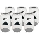 Genuine Joe 1250 ml Soap Dispenser - Manual - 42.3 fl oz (1250 mL) - Gray, White GJO10495CT