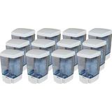 Genuine Joe 46oz Liquid Soap Dispenser - Manual - 46 fl oz (1360 mL) - White GJO85133CT