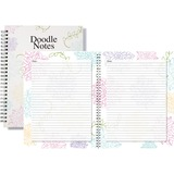 HOD78097 - House of Doolittle Whimsical Floral Doodle...