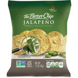The Better Chip Jalapeno Chips - Gluten-free - Jalapeno - Bag - 1.50 oz - 27 / Carton SUG56097