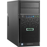 HP ProLiant ML30 G9 4U Tower Server - 1 x Intel Xeon E3-1220 v5 Quad-core (4 Core) 3 GHz - 4 GB Installed DDR4 SDRAM - No HDD - 0, 1, 5, 10 RAID Levels - 1 x 350 W