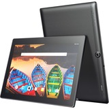 "Lenovo Tab3 10 Business ZA0X0018US 32 GB Tablet - 10.1"" - In-plane Switching (IPS) Technology - Wireless LAN - MediaTek Cortex A53 MT8161 Quad-core (4 Core) 1.30 GHz - Slate Black"