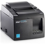 Star Micronics futurePRNT TSP143IIILAN GY US Direct Thermal Printer - Monochrome - Desktop - Receipt Print