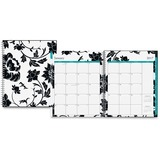 Blue Sky Clear Cover Wkly/Mthly Barcelona Planner - Julian - Weekly, Monthly, Daily - 1 Year - Janua BLS17944