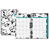 Blue Sky Clear Cover Wkly/Mthly Barcelona Planner - Julian - Weekly, Monthly, Daily - 1 Year - Janua BLS17945