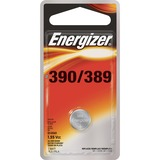 Energizer 390/389 Watch/Electronic Battery - 389 - Silver Oxide - 1.5 V DC - 72 / Carton EVE389BPZCT