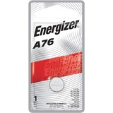 Energizer A76 Watch/Electronic Battery - A76 - Alkaline Manganese Dioxide - 1.5 V DC - 72 / Carton EVEA76BPZCT