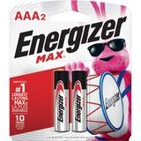 Energizer Max Alkaline AAA Batteries - AAA - Alkaline - 96 / Carton EVEE92BP2CT