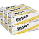 Energizer Industrial Alkaline C Batteries - C - Alkaline - 72 / Carton EVEEN93CT