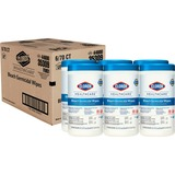 CLO35309CT - Clorox Healthcare Bleach Germicidal Wipes