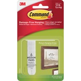 MMM17204ES - Command™ Medium Picture Hanging Strips