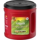 FOL20513 - Folgers Simply Smooth Medium Ground Coffee Gr...