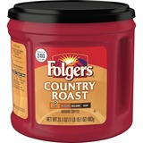 FOL20631 - Folgers Country Roast Coffee Ground