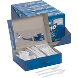 DXECM168CT - Dixie Heavy-duty Plastic Cutlery