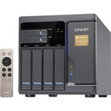 QNAP Turbo NAS TVS-682T-I3-8G SAN/NAS Server with Thunderbolt 2