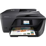 HP Officejet 6962 Inkjet Multifunction Printer - Color - Plain Paper Print - Desktop