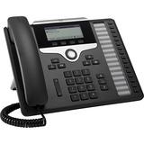 Cisco 7861 IP Phone - Cable - Wall Mountable, Desktop - Charcoal