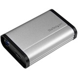 StarTech.com USB 3.0 Video Capture Card - 1080p 60fps Game Capture Card - Aluminum - Game Capture Card - HDMI Capture Card