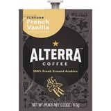 Mars Drinks Alterra French Vanilla Flavored Coffee - Compatible with Flavia - Caffeinated - French V MDKA183