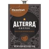 Mars Drinks Alterra Roasters Hazelnut Coffee - Compatible with Flavia - Caffeinated - Hazelnut - Med MDKA185