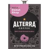 Mars Drinks Alterra Donut Shop Blend Coffee - Compatible with Flavia - Caffeinated - Donut Shop Blen MDKA200