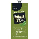 Mars Drinks Bright Tea Co Select Green Tea - Compatible with FlaviaGreen Tea - 100 / Carton MDKB508