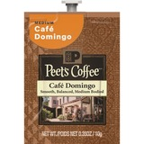 Peet's Coffee & Tea Cafe Domingo Coffee - Compatible with Flavia - Caffeinated - Cafe Domingo - Medi MDKPT01